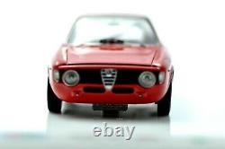 1/43 DMH Alfa Romeo Giulia GTA 1300 Junior Rosso corsa no SCM BBR MakeUp ferrari