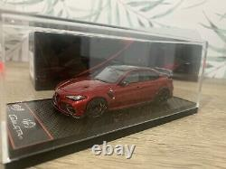 1 Of 400 Bbr Alfa Romeo Giulia GTAM Rosso Gta 143 N Make Mr Looksmart Hpi