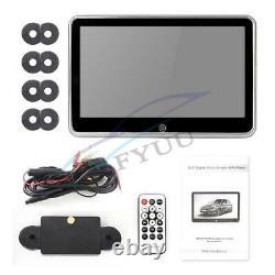 10.1 Ultra-thin Auto Headrest Video Monitor MP5 Player FM BT USB/SD Mirror Link
