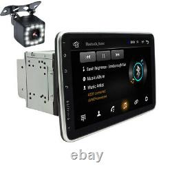 10.1in Car Stereo Radio 2Din Android 9.1 GPS NAVI WiFi MP5 Player+12LED Camera