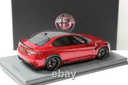 118 BBR Alfa Romeo Giulia GTA Rosso GTA red/ gold brakes