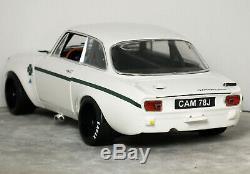 118 Minichamps 1971 ALFA ROMEO GTA 1300 JUNIOR MODIFIED TUNING UMBAU Code 3
