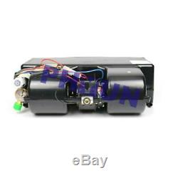 12V Car Truck Air Conditioning 3 Speed Evaporator Assembly A/C Compressor System