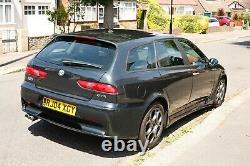 2004 Alfa Romeo 156 3.2 GTA Sportwagon