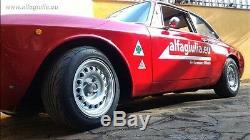 4 Cerchi Alfa Romeo 7x14 ET23 Giulia GT GTA Wheels Felgen llantas jantes TUV