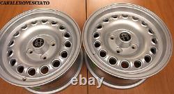 4 Cerchi lega Alfa Romeo Giulia GTA 7x14 4x108 14 pollici felgen wheels jantes