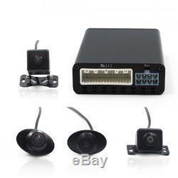 4CH Video Input Autos HD Seam 360° Bird View Panorama System DVR Viewing Camera
