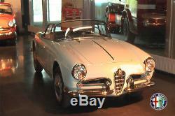 6x Mutter Ventildeckel Alfa Romeo 105 Spider 101 Giulia Giulietta Bj 60-70 Satz