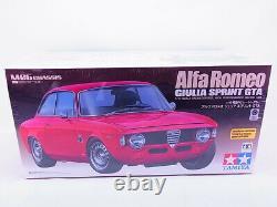 84210 Tamiya RC 58486 Alfa Romeo Giulia Sprint GTA 110 Bausatz NEU in OVP