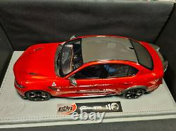 ALFA ROMEO GIULIA GTA 1/18 ROSSO GTA lim. Ed. 250 pcs BBRC1851