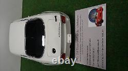 ALFA ROMEO GTA 1300 JUNIOR 1972 blnc 1/18 Minichamps 100120501 voiture miniature
