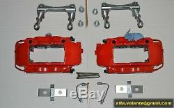 AUFGEBAUT Alfa Romeo 147 / 156 / GT / GTA Brembo 330 bremssättel, PLEASE READ
