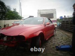 Alfa 156 3.2 Gta Breaking Bonnet In Orange/red 98-03