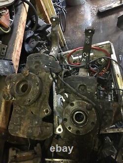 Alfa Romeo 147 / 156 GTA / GT 3.2 Front Hubs Suspension Uprights