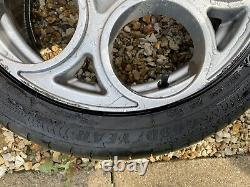 Alfa Romeo 147 156 Gta 17 Wheels And Tyres 5x98 Gtv Etc