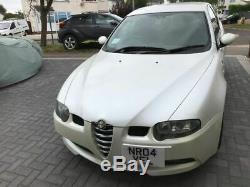 Alfa Romeo 147 2004 937 3.2 GTA, Pearl White, Excellent Condition throughout