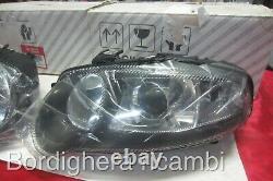 Alfa Romeo 147 3.2 V6 Gta Fari Fanali Proiettori Xenon Originali Headlight Lens