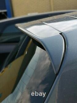 Alfa Romeo 147 Facelift / GTA Rear Roof Lip Spoiler Etna Black