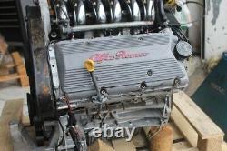 Alfa Romeo 147 GTA 3.2 V6 JTS Motor AK16105 120t. Km