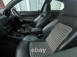 Alfa Romeo 147 GTA Silverstone Black/Grey Leather Seats And Door Cards