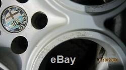 Alfa Romeo 147 or 156 GTA 17 genuine original Alloy Wheels/rims