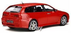 Alfa Romeo 156 GTA Sportwagon red alfa rosso ModelautoOT746 Otto 118