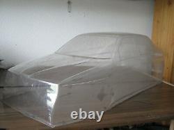Alfa Romeo 156 GTA race 15 quarter scale rc car body Yankee RACO LARO DWA