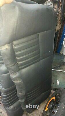 Alfa Romeo 156 Gta Saloon Seats Interior Front Rear Bench Leather