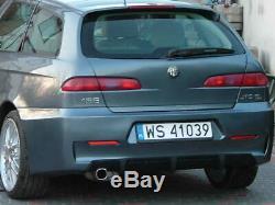 Alfa Romeo 156 Rear Bumper Prestige Line GTA-look