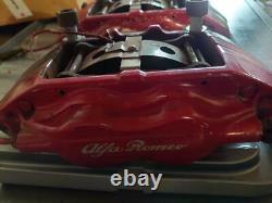 Alfa Romeo 3.2 GTA 3.2 GT brake calipers with brackets