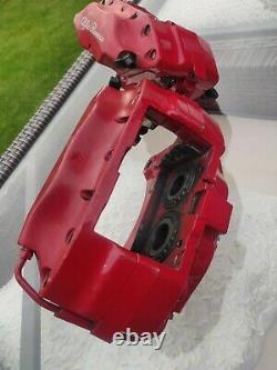 Alfa Romeo 305mm Brembo Calipers GTV 916 3.0L V6, 156/147 GTA