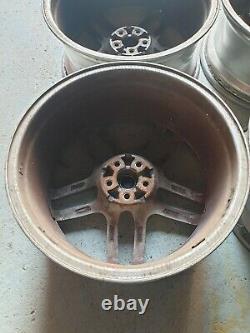 Alfa Romeo Alloy Wheels RARE Gt Cloverleaf gtv, 147, 156 gta spider 5x98