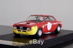 Alfa Romeo Giulia GTA 1300 Junior Corsa 1/43 Make Up Vision, no BBR, MR