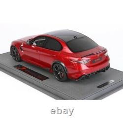Alfa Romeo Giulia GTA Rosso 1/18 BBRC1851A BBR