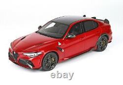 Alfa Romeo Giulia GTA (Rosso GTA) 1/18 BBR Limited 250pcs BBRC1851