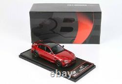 Alfa Romeo Giulia GTA (Rosso GTA) 1/43 BBR Limited 40pcs BBRC246A