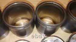 Alfa Romeo Gta, Gtv, Gt, 166, 3.2 Piston & Liner Set