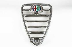 Alfa Romeo Kühlerherz Edelstahl für Bertone GTA