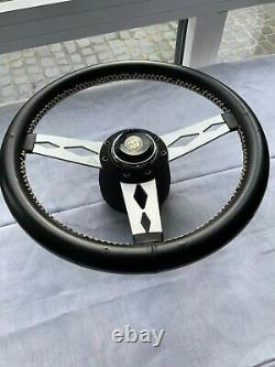 Alfa Romeo Lenkrad Gta Gtc Giulia Spider Oba Original Komplett mit Narbe