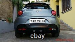 Alfa Romeo Mito diffusore GTA Replica Cadamuro