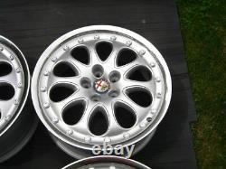 Alfa Romeo Spider 916 GTV 156 164 GTA Felgen 7,5 R17 ET30 127575N Zender Siena