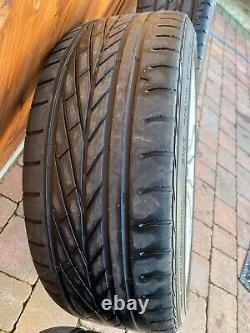 Alfa alloys wheels Gtv Spider gt 156 gta 5x98 17inch jetfin style alfa romeo 17s