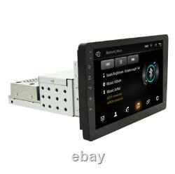 Android 8.1 Single DIN 16GB Adjustable Car 8in Stereo Radio GPS Navigation Wifi