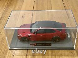 BBR 1/18 Alfa Romeo Giulia GTA Rosso Metallic Red Model Car BBRC1851A MR