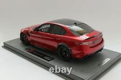 BBR BBRC1851A Alfa Romeo Giulia GTA in Rosso GTA Limited 44 pcs 118
