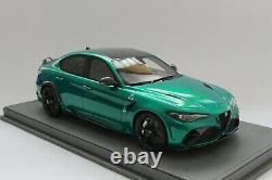 BBR BBRC1851C2 Alfa Romeo Giulia GTA in Verde Montreal Limited 20 pcs 118