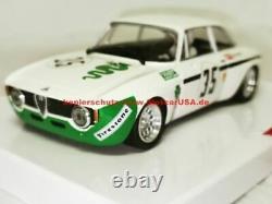 BRM107 1/24 Slotcar Alfa Romeo Giulia GTA 1300 Junior 1972 Nr. 35