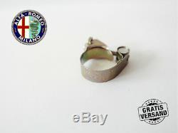 Befestigungsschellen Schellen 30 Original Romablok Alfa Romeo Fiat Set 17-19 MM