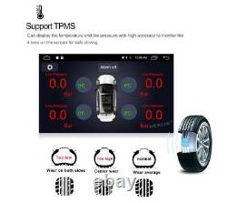 Bluetooth Car Radio Stereo 10.1in Double 2DIN MP5 Player Touch Screen GPS WiFi