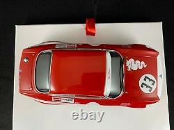 Brm105 Brm Alfa Romeo Gta Levis #33 1972 124 Scale Slot Car